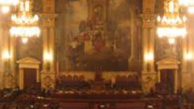 Pennsylvania House of Representatives.