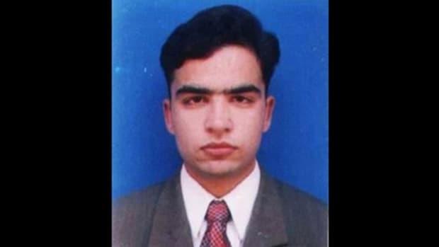 Chemistry professor Syed Hamid Hussain.