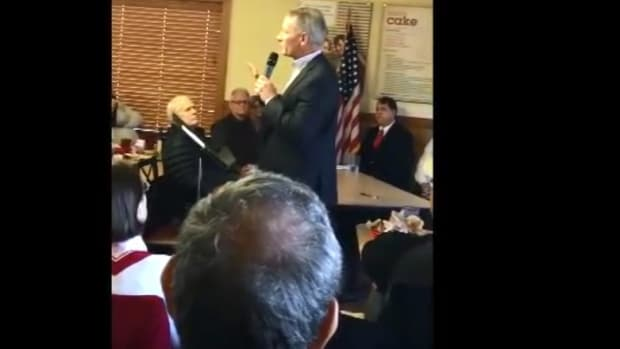 Georgia Lawmaker: Shoot Cops In No-Knock Raids (Video) Promo Image