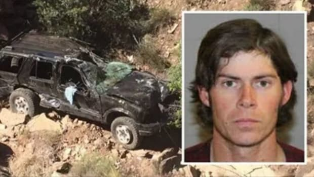 Drunk Driver Awakens In Ravine To A Horrific Scene Promo Image