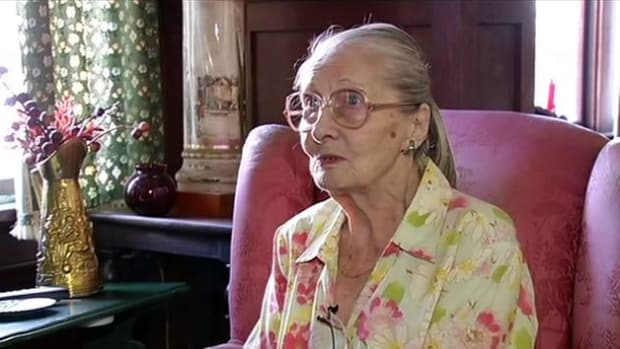 Marie Hatch, 97
