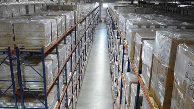Inside The Government's Apocalypse-Ready Warehouses Promo Image