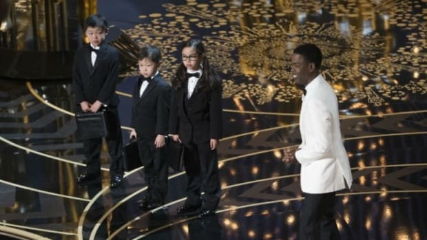 Dear Academy: Don't Apologize For Chris Rock Promo Image