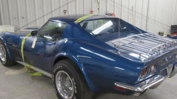 Corvette Stolen Over 40 Years Ago Recovered, But The Owner May Never Get To Reunite With It Promo Image