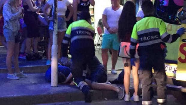 Man Nearly Dies After Downing 75 Shots, Keeps Partying Promo Image