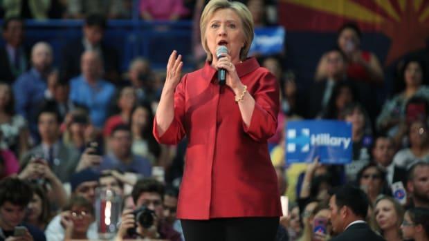 Hillary Clinton Should Pick A Female Vice President Promo Image