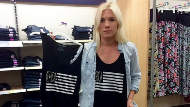 Mom Finds Her T-Shirt Design Sold At Target Without Her Permission (Photos) Promo Image