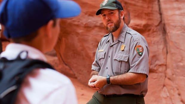Latino Group: Park Ranger Uniform Is Threatening (Video) Promo Image