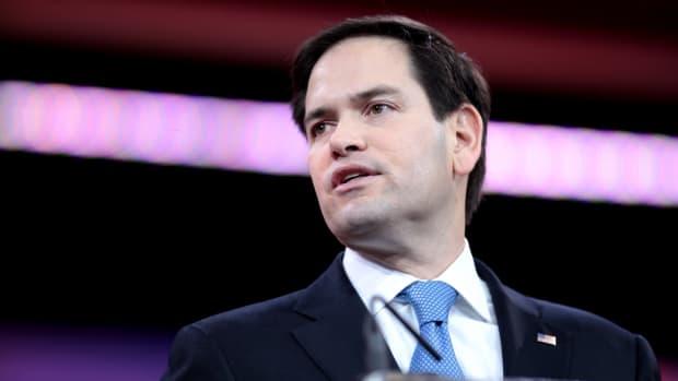 Sen. Marco Rubio of Florida