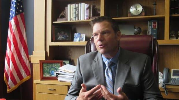 Kansas Secretary of State Kris W. Kobach