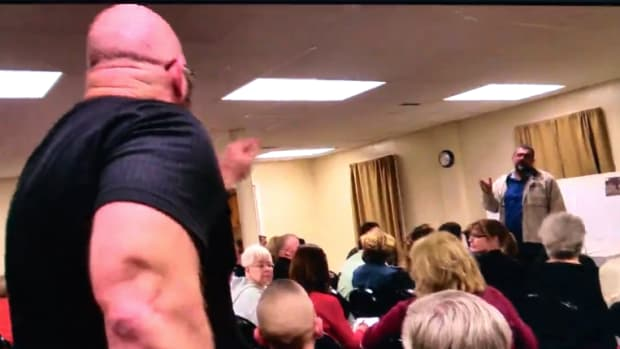 Spotsylvania County meeting