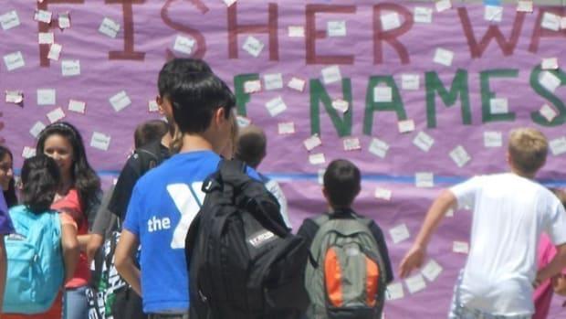 Raymond J. Fischer Middle School.