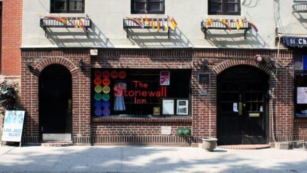 Obama Designates Stonewall Inn A National Monument Promo Image