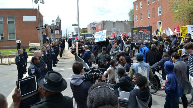 Baltimore Protests.