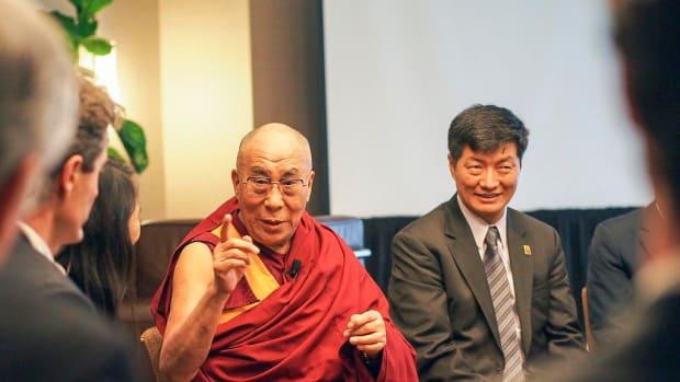 China Cracks Down On Buddhism, Regulates Reincarnation Promo Image