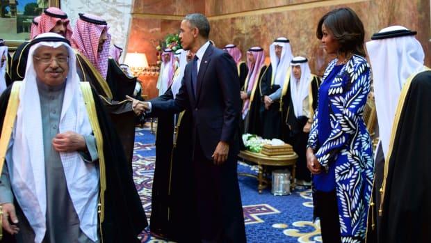 Obama Wrong To Oppose 9/11 Bill Promo Image