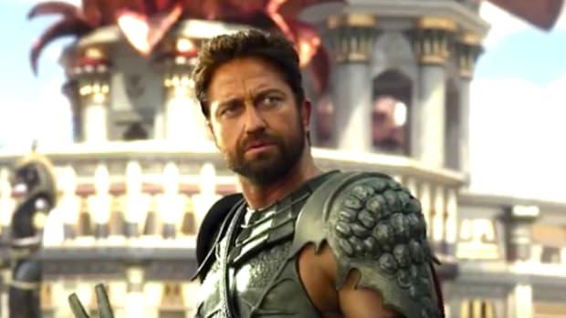 Gods Of Egypt Movie.