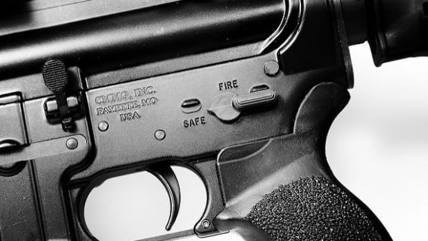 Poll: Majority Of Americans Support Assault Weapons Ban Promo Image