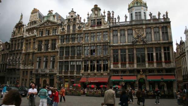 Belgian IM: Alleged Celebrations After Brussels Attack Promo Image
