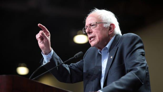 Sanders, Clinton To Meet June 14 Promo Image