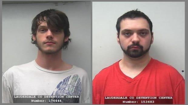 Zachary Royce and Bradley Wayne Crosslin.