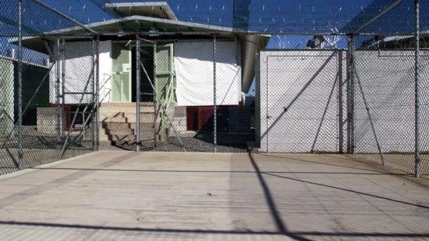Camp Delta At Guantanamo Bay