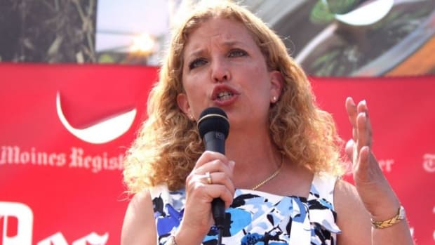 Wasserman Shultz Will Take Lesser Role For Election Promo Image