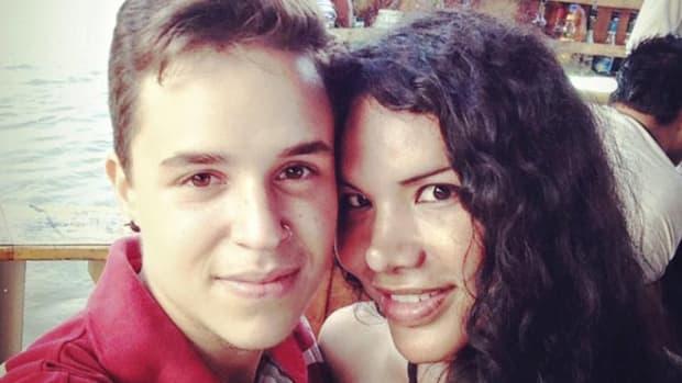 Fernando Machado and Diane Rodriguez.
