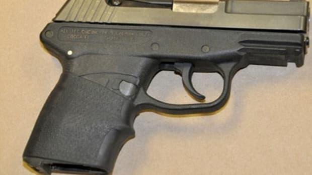 Zimmerman Auctioning Off Trayvon Martin Gun (Photos) Promo Image