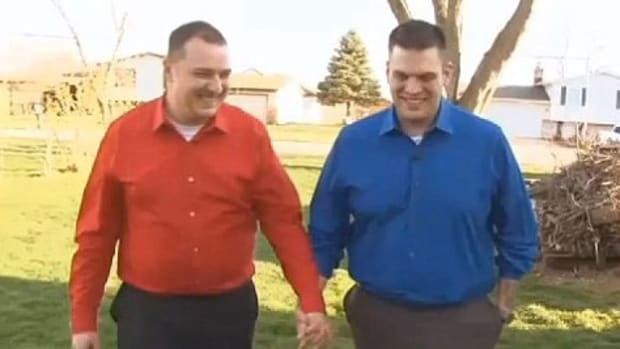 Gay Couple Receives Hateful Response To Wedding Invite Promo Image