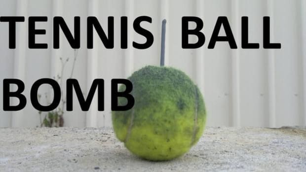 Police Warn Residents About 'Tennis Ball Bombs' Promo Image