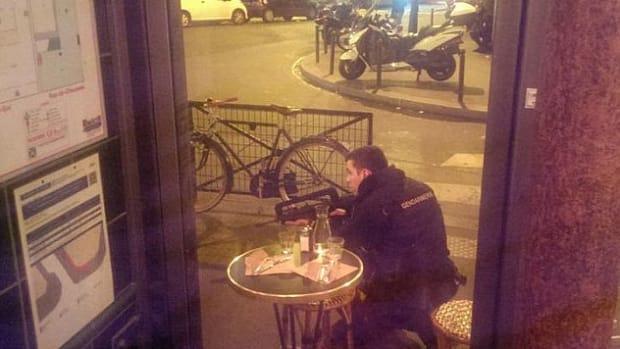 Paris Attacks.