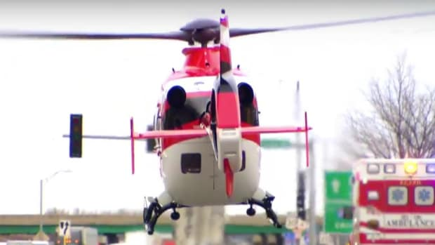 Helicopter Ambulance Charges People Up To $55K (Video) Promo Image