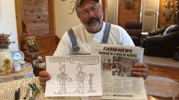 Cartoonist Fired After Corporation Insulted By His Work Promo Image