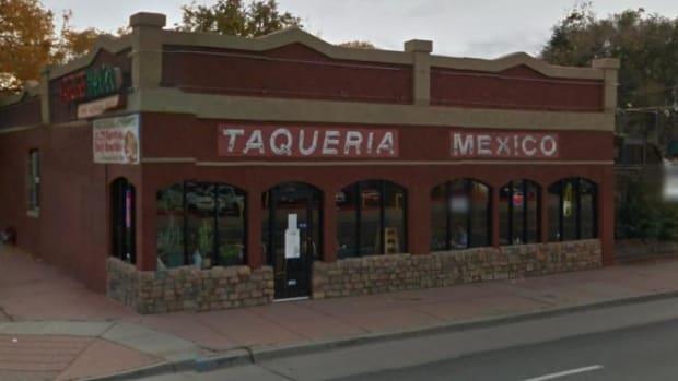 Taqueria Mexico restaurant