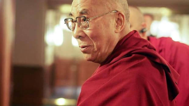 Dalai Lama: Germany Cannot Become An Arab Country Promo Image