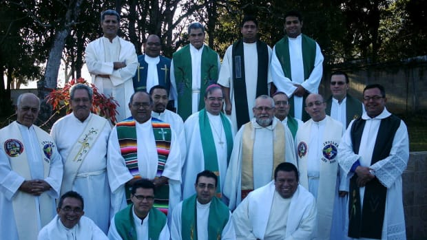 Data: Female Clergy Earn Less Than Male Counterparts Promo Image