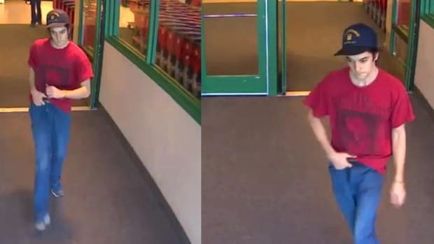 Cops Search For Man Who Recorded Girl In Changing Room Promo Image
