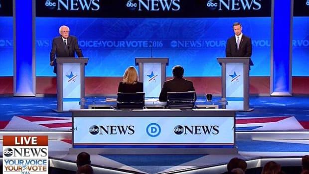 Democratic Debate At St. Anselm College.