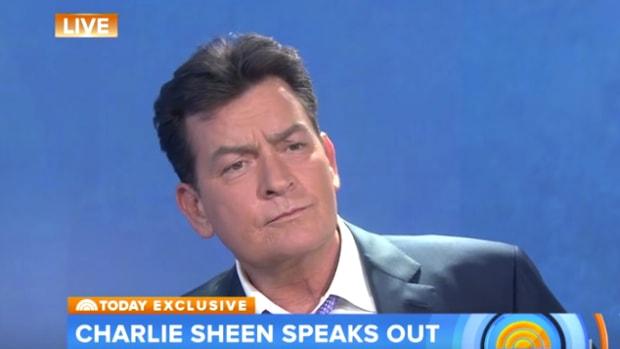 Charlie Sheen Video.