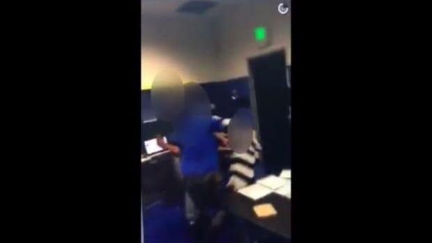 a teacher assaulting a student in california