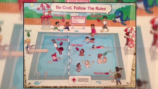 Is This Red Cross Poster Racist?  Promo Image