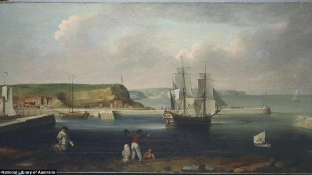 Captain Cook's Ship Likely Found 230 Years After Sinking Promo Image
