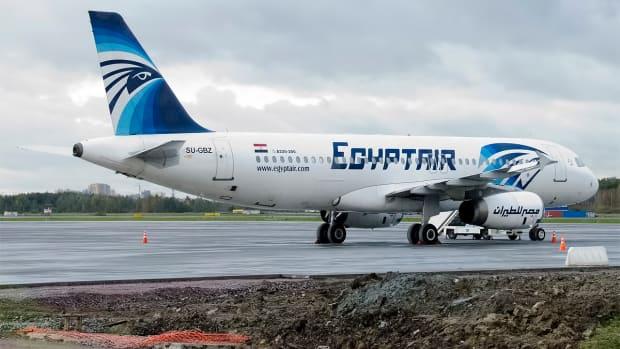 Trump: EgyptAir Crash 'Yet Another Terrorist Attack' Promo Image