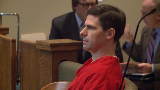 Fred Wortman in court