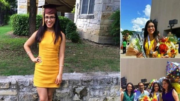 'Oh And I'm Undocumented' - H.S. Grad Sparks Outrage Promo Image