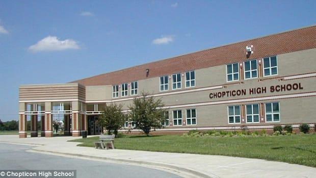 Chopticon High School.