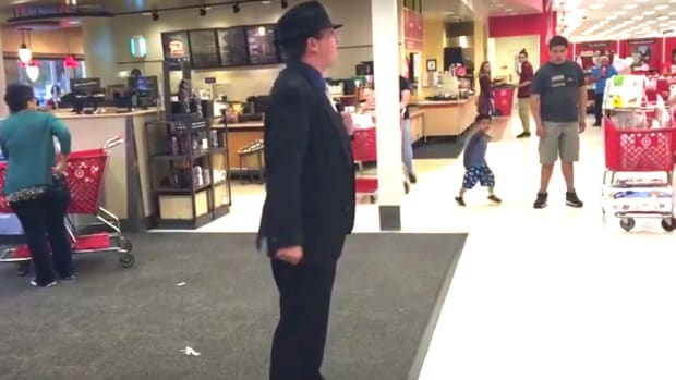 'Radical Reverend' Preaches At Target Store (Video) Promo Image