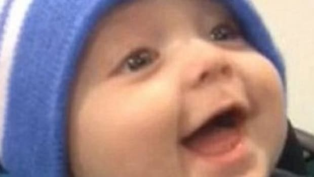 4-Month-Old Suddenly Dies Hours After Laughing For The First Time Promo Image