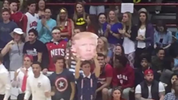 Indiana High School To Latinos: 'Build A Wall' (Video) Promo Image